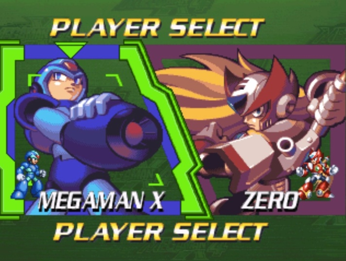 select-character-the-past-is-now-megaman-x4-blog