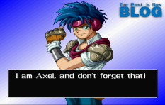 rapid reload gunners heaven the past is now blog ivelias zero psx playstation axel sonics