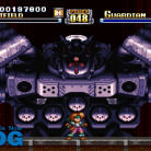 rapid reload gunners heaven the past is now blog ivelias zero psx playstation jefe boss 2