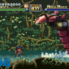 rapid reload gunners heaven the past is now blog ivelias zero psx playstation jefe boss 6