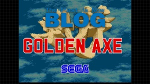 the past is now golden axe titulo