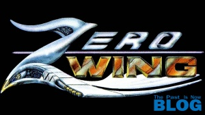 zero wing the past is now blog mega drive analisis ivelias zero
