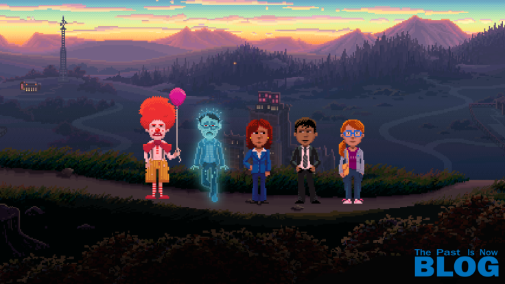 the past is now cabesa freeman thimbleweed parkthe past is now cabesa freeman thimbleweed park