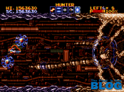 Thunder Force IV Boss The Past is Now Blog, Analisis Ivelias Zero 12