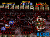 Thunder Force IV Boss The Past is Now Blog, Analisis Ivelias Zero 13
