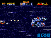 Thunder Force IV Boss The Past is Now Blog, Analisis Ivelias Zero 15