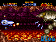 Thunder Force IV Boss The Past is Now Blog, Analisis Ivelias Zero 19