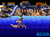 Thunder Force IV Boss The Past is Now Blog, Analisis Ivelias Zero 20
