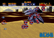 Thunder Force IV Boss The Past is Now Blog, Analisis Ivelias Zero 21