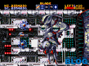 Thunder Force IV Boss The Past is Now Blog, Analisis Ivelias Zero 3