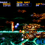Thunder Force IV Boss The Past is Now Blog, Analisis Ivelias Zero 7