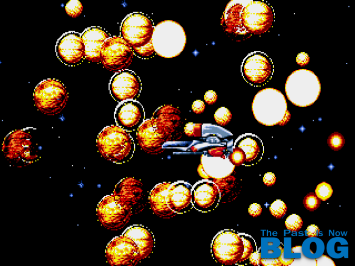 Thunder Force IV Boss The Past is Now Blog, Analisis Ivelias Zero final