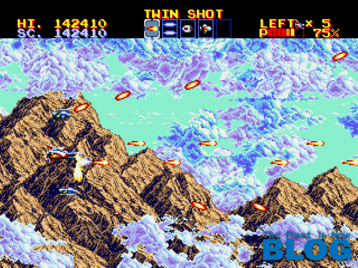 Thunder Force IV Boss The Past is Now Blog, Analisis Ivelias Zero nivel 7