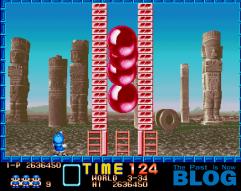 13 1 analisis super pang the past is now blog screenshot captura de pantalla arcade