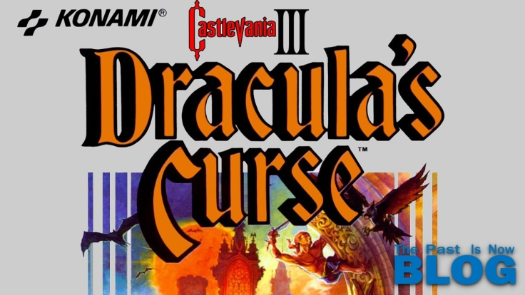 Castlevania 3 Draculas Curse Análisis cover the past is now blog