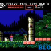 Castlevania III 3 Draculas Curse NES Gameplay the past is now blog analisis ivelias zero 10