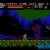 Castlevania III 3 Draculas Curse NES Gameplay the past is now blog analisis ivelias zero 11