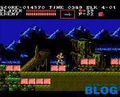 Castlevania III 3 Draculas Curse NES Gameplay the past is now blog analisis ivelias zero 12