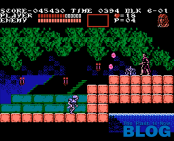 Castlevania III 3 Draculas Curse NES Gameplay the past is now blog analisis ivelias zero 16