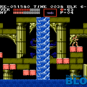 Castlevania III 3 Draculas Curse NES Gameplay the past is now blog analisis ivelias zero 17