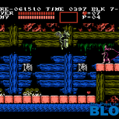 Castlevania III 3 Draculas Curse NES Gameplay the past is now blog analisis ivelias zero 18