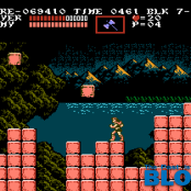 Castlevania III 3 Draculas Curse NES Gameplay the past is now blog analisis ivelias zero 19