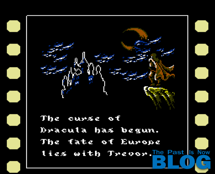 Castlevania III 3 Draculas Curse NES Gameplay the past is now blog analisis ivelias zero 2