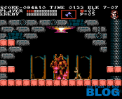 Castlevania III 3 Draculas Curse NES Gameplay the past is now blog analisis ivelias zero 20