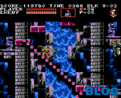 Castlevania III 3 Draculas Curse NES Gameplay the past is now blog analisis ivelias zero 24