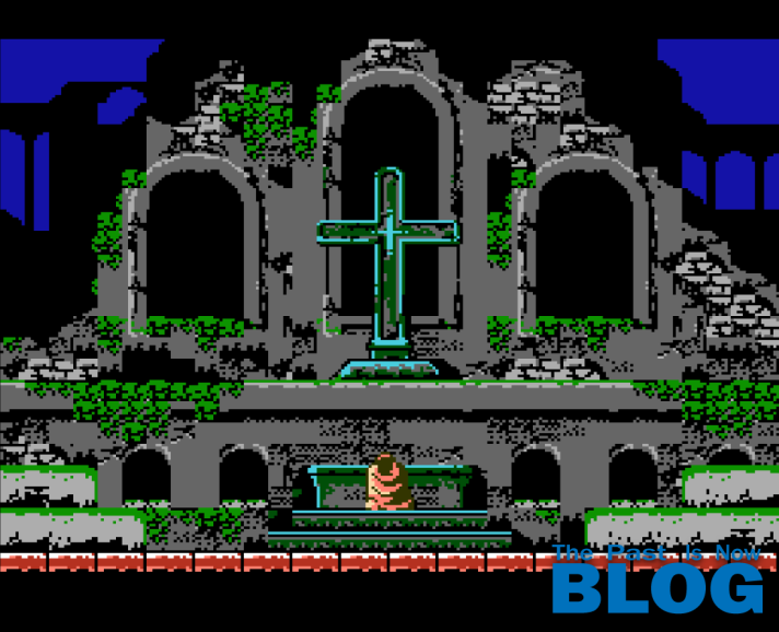 Castlevania III 3 Draculas Curse NES Gameplay the past is now blog analisis ivelias zero 4