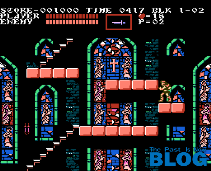 Castlevania III 3 Draculas Curse NES Gameplay the past is now blog analisis ivelias zero 5
