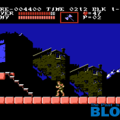 Castlevania III 3 Draculas Curse NES Gameplay the past is now blog analisis ivelias zero 6