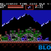 Castlevania III 3 Draculas Curse NES Gameplay the past is now blog analisis ivelias zero 7