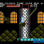 Castlevania III 3 Draculas Curse NES Gameplay the past is now blog analisis ivelias zero 9