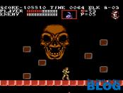 Castlevania III 3 Draculas Curse NES Gameplay the past is now blog analisis ivelias zero boss 3
