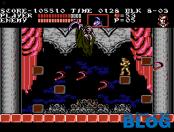 Castlevania III 3 Draculas Curse NES Gameplay the past is now blog analisis ivelias zero boss 4