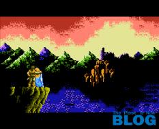 Castlevania III 3 Draculas Curse NES Gameplay the past is now blog analisis ivelias zero final 1