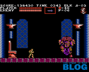 Castlevania III 3 Draculas Curse NES Gameplay the past is now blog analisis ivelias zero final boss 2
