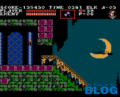 Castlevania III 3 Draculas Curse NES Gameplay the past is now blog analisis ivelias zero final boss 4