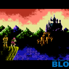 Castlevania III 3 Draculas Curse NES Gameplay the past is now blog analisis ivelias zero final grant