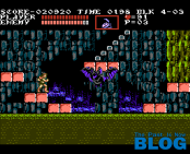 Castlevania III 3 Draculas Curse NES Gameplay the past is now blog analisis ivelias zero13