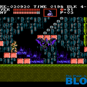 Castlevania III 3 Draculas Curse NES Gameplay the past is now blog analisis ivelias zero13