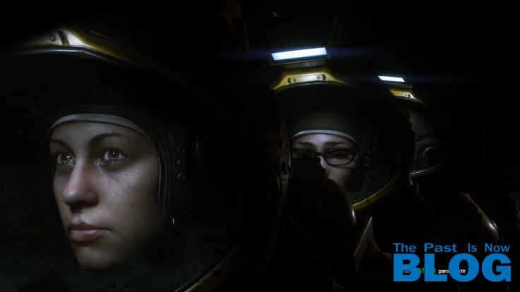 the past is now cabesa freeman alien isolation