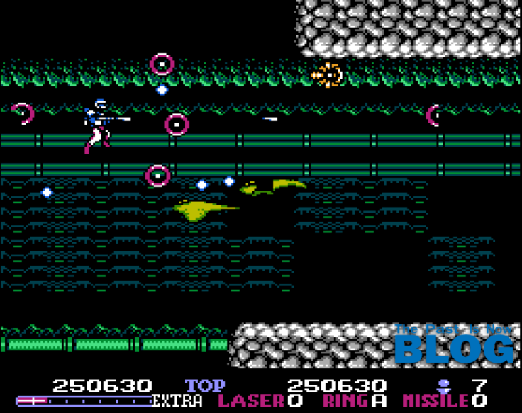 burai fighter analisis review nes gameplay 3 the past is now blog
