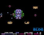 burai fighter nes analisis review boss 2