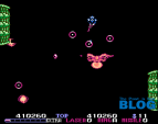 burai fighter review analisis review boss 4 nes