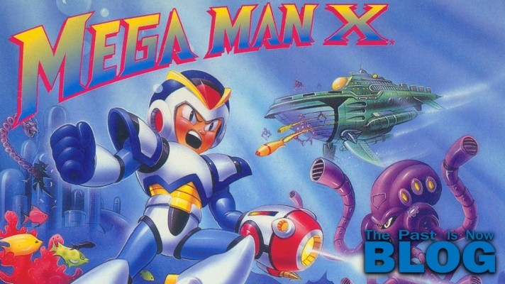 Megaman X Cover The Past Is Now Blog Review Analisis Ivelias Zero