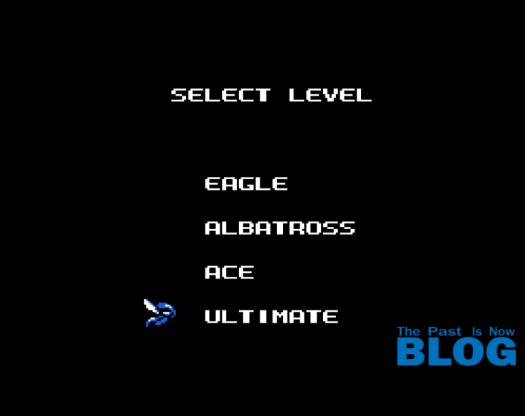 seleccion de nivel burai fighter the past is now blog nes analisis review select