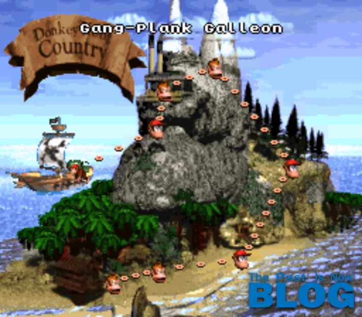 The past is now análisis donkey kong country cabesa freeeman (20)