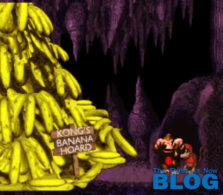 The past is now análisis donkey kong country cabesa freeeman (9)